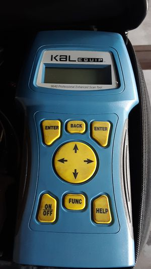 KAL EQUIP Professional Enhanced Scan Tool for Sale in Battle Ground, WA
