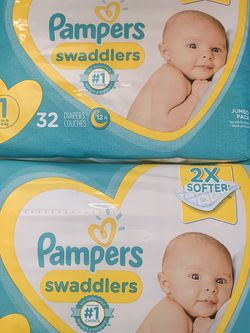 Pampers Size 1 for Sale in Cupertino,  CA
