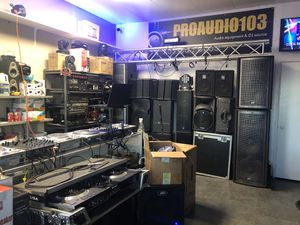 DJ Equipment New store in Riverside for Sale in Riverside, CA
