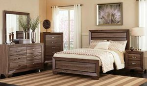 6 pc Kauffman Bedroom set for Sale in Fort Lauderdale, FL
