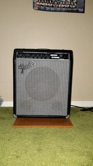 1989 Fender sidekick keyboard amp for Sale in Wenatchee, WA