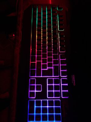 Gaming Keyboard Alpha Gaming for Sale in Bakersfield, CA