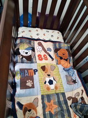 Crib bedding for Sale in Denver, CO