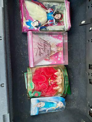 barbie collection for Sale in Pompano Beach, FL