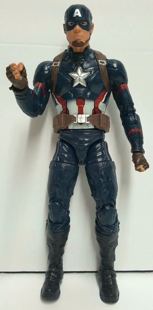 Captain America action figure for Sale in Miramar, FL