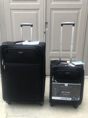 2— Samsonite Spinner21 Luggage for Sale in Hacienda Heights, CA
