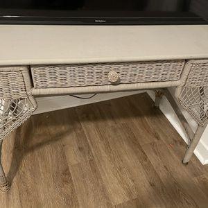 Desk:chair/nightstand for Sale in Boynton Beach, FL