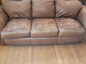 Leather living Room set ( 4 Peice) for Sale in Golden,  CO