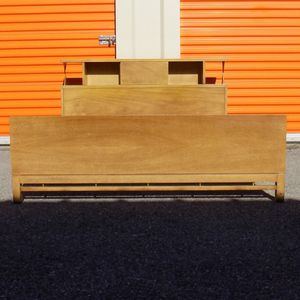 BENCK F. CO. New York Danish Style Full / Double Bed Frame for Sale in Hagerstown, MD