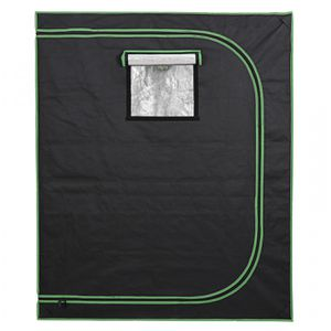 48 x24 x60 Grow Tent Box Seed Room with Window Indoor Bedroom Home Decor for Sale in Wildomar, CA