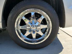 Mayhem wheels 20inx9in 6x139.7 for Sale in Ontario, CA
