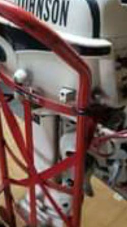 1956 Johnson Outboard Tiller Motor for Sale in Spartanburg,  SC