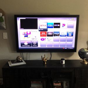 Samsung Flat Screen TV - 50 Inch for Sale in Fontana, CA