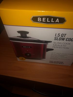 Brand new slow cooker in sealed box. for Sale in Beaverton, OR