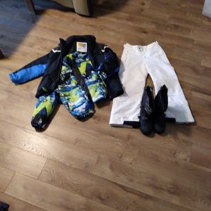 Snow Boy Clothes for Sale in Simi Valley, CA