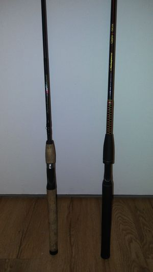 2 Shakespeare 6.5' Freshwater Fishing Rods for Sale in Worcester, MA