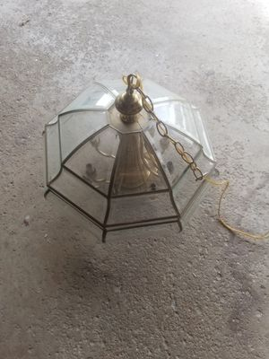Glass Chandelier for Sale in Cleveland, OH