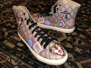 Gucci shoes for Sale in Springfield, VA