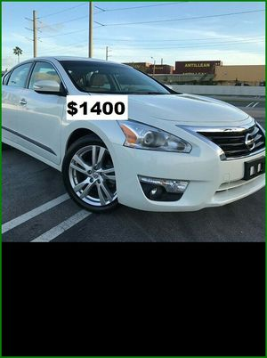 $1400 Nissan Altima for Sale in Columbus, OH