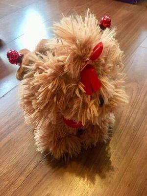 Singing dancing stuffed animal, puppy for Sale in Seattle, WA