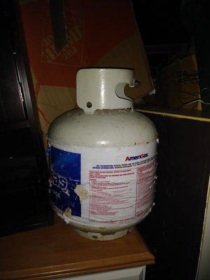 Propane tank 1/2 full $15 for Sale in Pueblo, CO