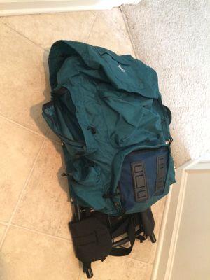 External frame backpack for Sale in Greenville, NC