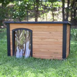 """33"""" x 24"""" x 22""""Extreme Weather Resistant Pet Log Cabin for Sale in Moreno Valley,  CA"""