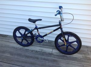 1984 GT PRO NORA CUP BMX for Sale in Freetown, MA