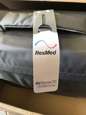 ResMed AirSense 10 HER C-Pap machine Brand NEW in box for Sale in Queen Creek, AZ