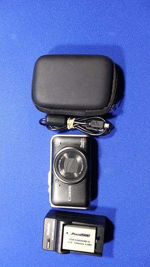 Canon PowerShot SX230HS Digital Camera for Sale in Fort Worth, TX