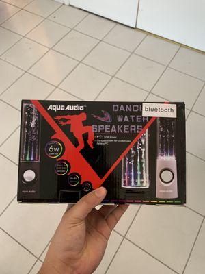 Dancing Water LED Speakers for Sale in Hialeah, FL