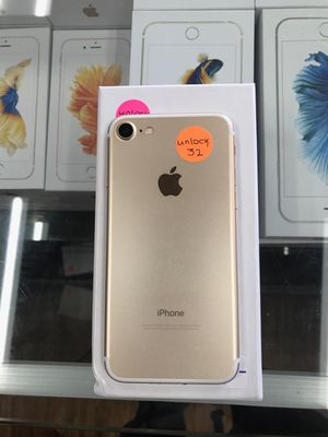 Iphone 7 unlock multiple color $369 for Sale in Columbus, OH
