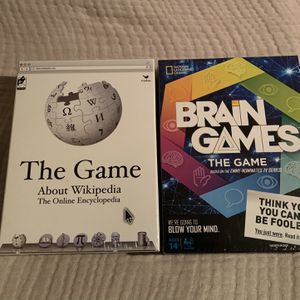 2 NEW Board Games for Sale in Homosassa, FL