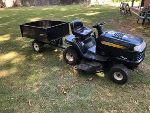 Craftsman LT1000 lawn tractor/mower for Sale in Newport News, VA