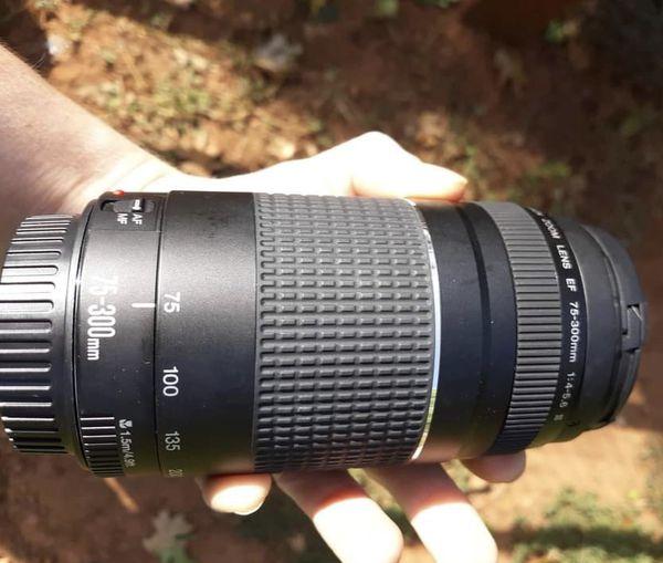 Canon Rebel T7 EOS 1500D bundle