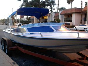, 1978 custom charger 19 foot speed boat for Sale in Las Vegas, NV