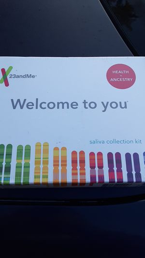 23&me HEALTH +ANCESTRY for Sale in Arnold, MO