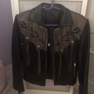 Leather jacket for Sale in Cooper City, FL