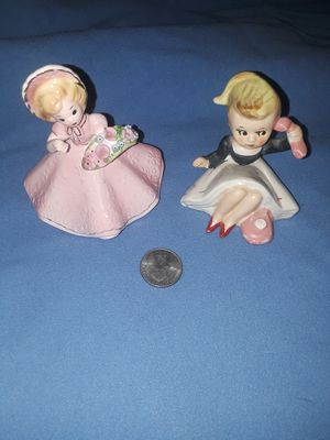 Vintage clay doll for Sale in Silver Spring, MD