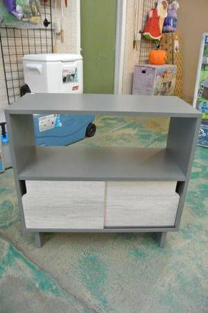 BH&G Reagan Console / Entry Table in Gray Oak for Sale in Mesa, AZ