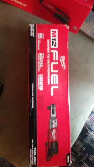Milwaukee 1/2 in. Ratchet for Sale in Wheat Ridge, CO