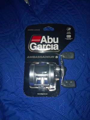 Brand new Abu trade for lures or storage containers for Sale in El Cajon, CA