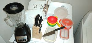 Various kitchen items sold in bunch for Sale in Alpharetta, GA