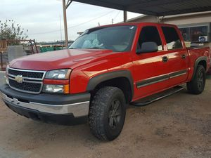 2007 chevy silverado red...must see for Sale in Phoenix, AZ