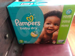 Pampers !! for Sale in San Diego, CA