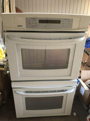 Kenmore Double Electric Oven Great Condition for Sale in Houston, TX