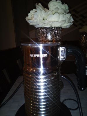 Nespresso frother used couple times for Sale in Bensalem, PA