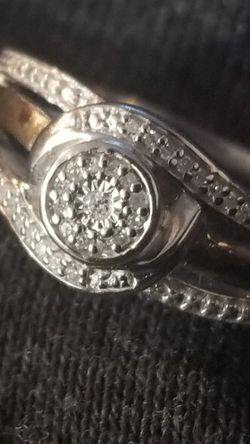 10k Sterling silver Ring for Sale in Boston,  MA