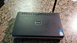 D-Link Wireless Router WBR-2310 for Sale in Washington, DC