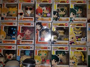 Pops for sale Dragonball Z My Hero Academia for Sale in Colton, CA